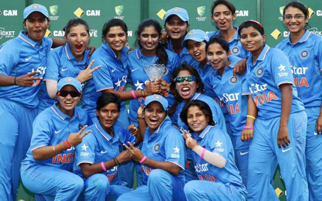 indian ladies cricket team