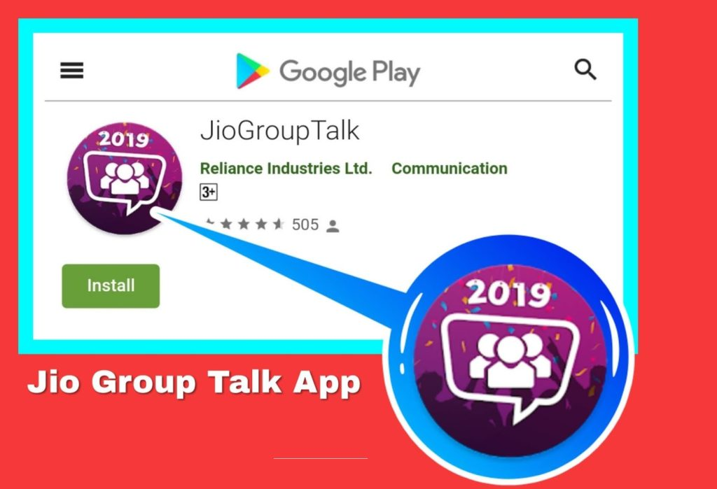 jio group chat