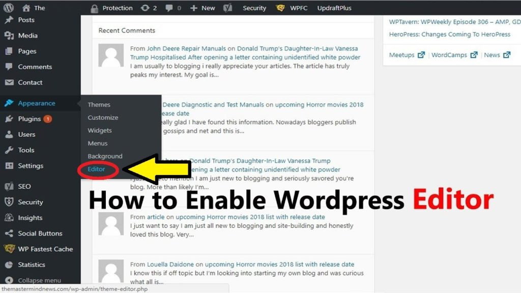 editor-option-is-missing-in-wordpress